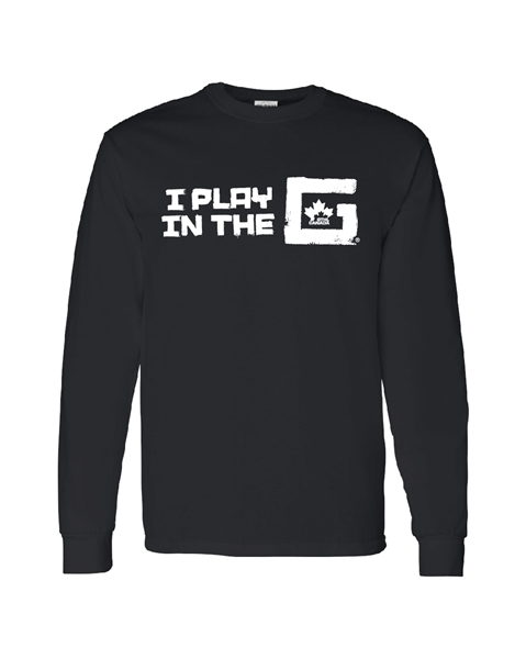 Picture of GTHL Black Long Sleeve Tee
