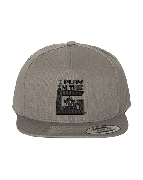 Picture of GTHL Grey Snapback Hat