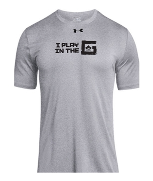 Picture of GTHL Grey Under Armour T-Shirt